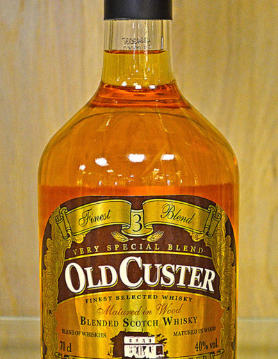 Old Custer Blended Scotch Whisky